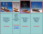 Wood Ships Kits