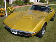 1972 Chevrolet Corvette LT1